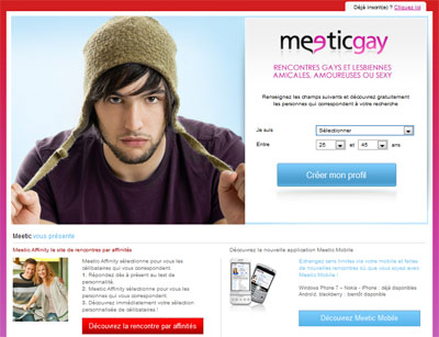 Test Meetic Gay